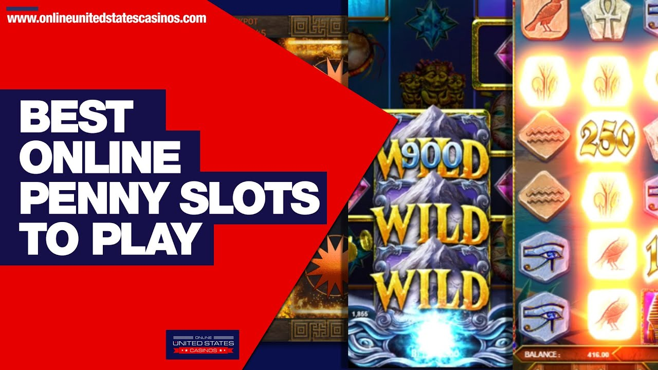 Play Slot Machines Online For Money