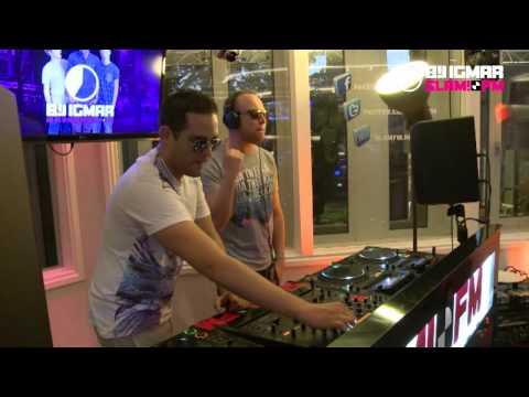 Da Tweekaz (DJ-set)   Bij Igmar