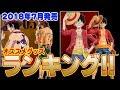 【オススメ】2018年7月発売ジャンプ関係グッズ・フィギュア紹介(ワンピース)