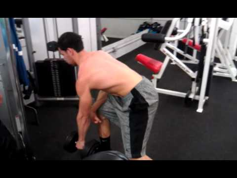 Lat training tips you can see!