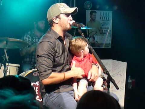 Luke Bryan ~ Drinkin' Beer & Wastin' Bullets ~ Nashville, TN ~ 6-10
