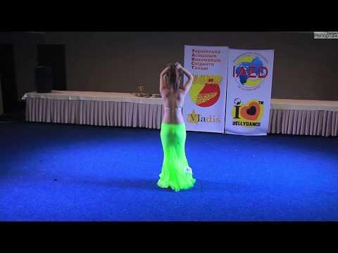 Hanine - Arabia| Nikitina Anna| Альмас Харьков 2018