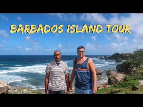 BARBADOS ISLAND TOUR, is the island as beautiful as you think?