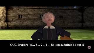 Harry Potter 1 - E a Pedra Filosofal PS1 #2