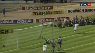 Tottenham vs Coventry 2-3 | FA Cup Final 1987 | FATV