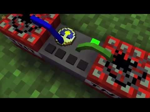 Monster School: Girls vs Boys Spooky - Bombs - Racing - Weapon Challenge - Minecraft Animation
