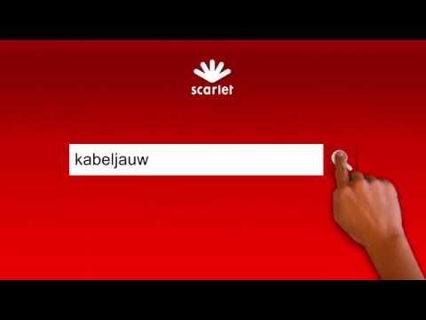 Scarlet - TV Spot Kabeljauw