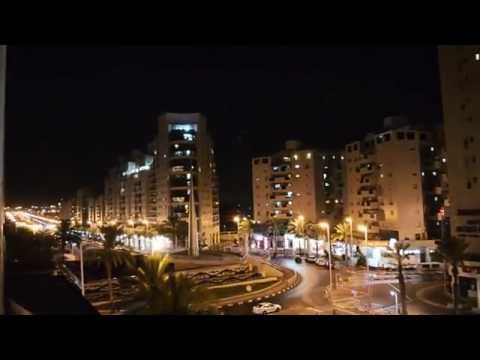 Rockets From Gaza Strike Ashdod