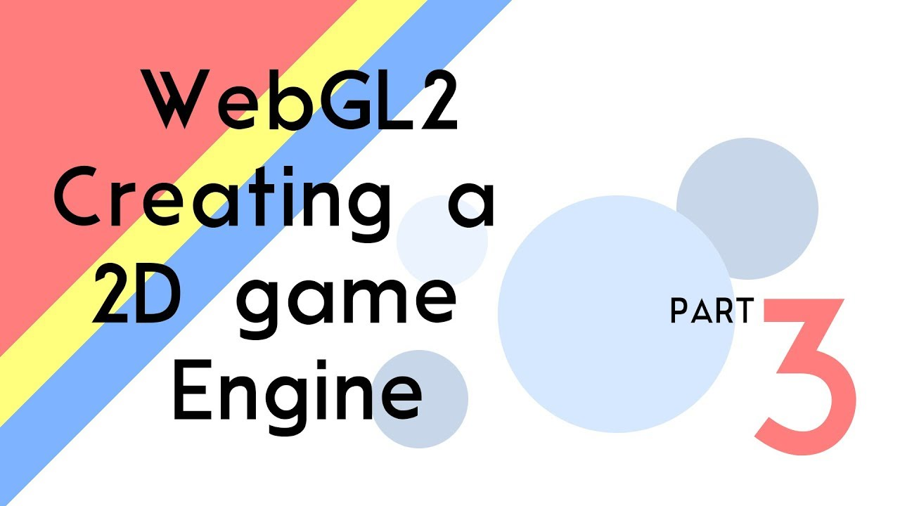 Creating a 2D game engine in WebGL  Part 3: Drawing offscreen