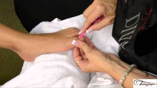 ♡ How To: Step by Step Spa Pedicure