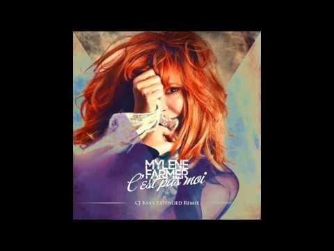 Mylène Farmer  C'est Pas Moi CJ Ksa's  Remix