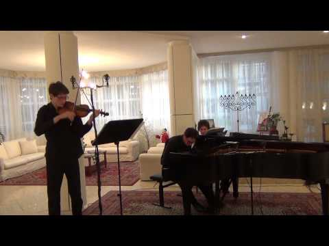 Concert at the Residence on Bartók Radio - Liszt Ferenc Music Academy most talented students