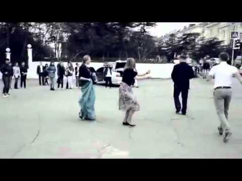 Свадебный флешмоб 7 июля 2012 - Wedding Flashmob