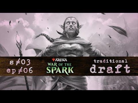 radio Kyoto s03 ep06 | War of the Spark Draft | MTG Arena