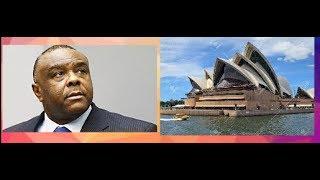 J.P. BEMBA CHOISIRA L' AUSTRALIE POUR SA MEDITATION APRES SA PRISON.