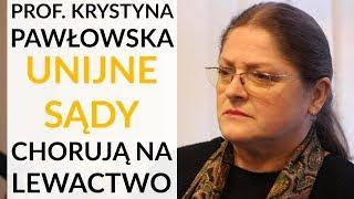 prof pawłowicz u gadowskiego sądy ue chorują na lewactwo komisja wenecka to totalitarna grupa