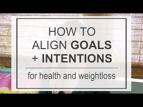 How To Set Health & Weight Loss Goals That Feel Good (+ Work)