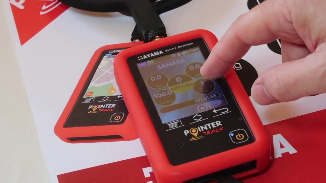 Download AYAMA Tutorial Pointer Track  GPS 2020 part 1