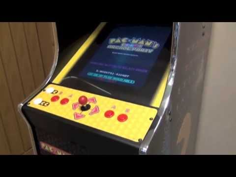 Pac Man's Arcade Party Home Edition