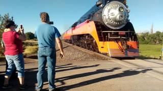 SP 4449 at Gateway Oregon