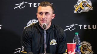 Johnny Manziel signs with Hamilton Tiger-Cats | CFL