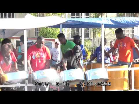 San Fernando Carnival Committee J'ouvert 2015 - Trinidad & Tobago