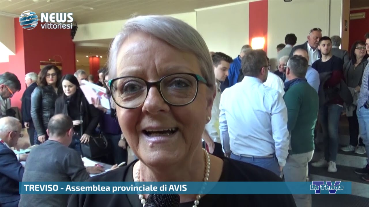 News vittoriesi - Treviso: assemblea provinciale Avis