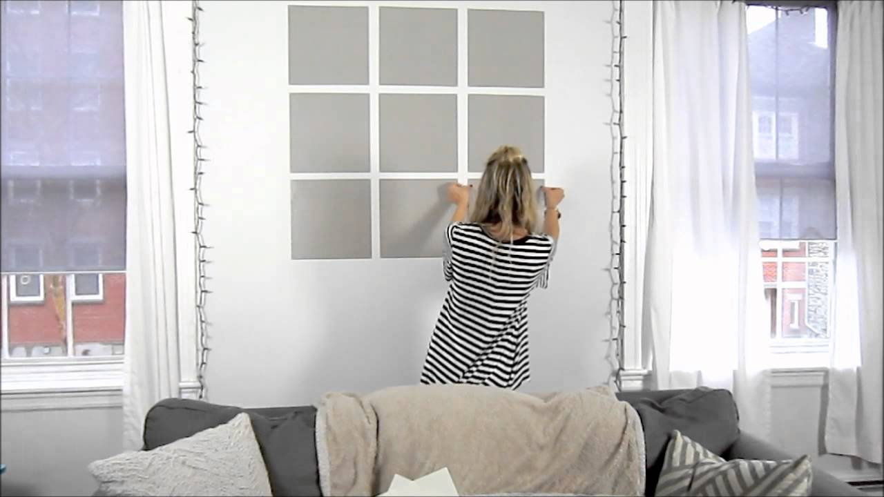 Awesome How To Create Your Own Wall Mural! Amazing Pictures