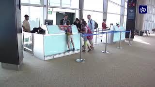 مطار الملكة علياء يستقبل أعلى نسبة مسافرين منذ 35 عاما الشهر الماضي - (26-2-2018)