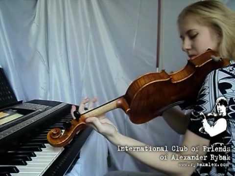 ICoF AR  Louise Violin  Fairytale Alexander Rybaks  :