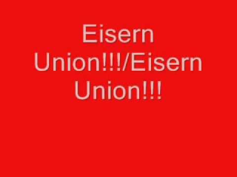 Eisern Union Hymne volle Länge mit Vorspann
