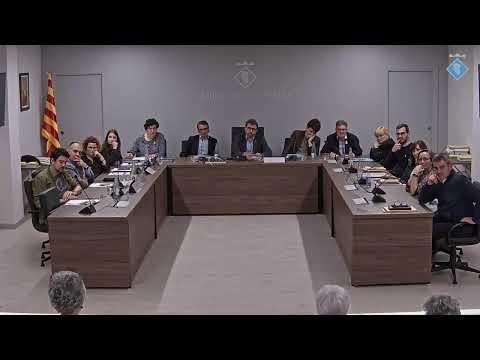 Emissió en directe de: Ajuntament d'Alella