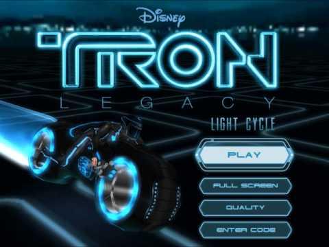 Tron Legacy Online