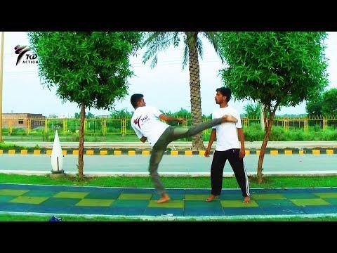Taekwondo Combo Kicks, Turning Kicks, Single Kicks || Additional