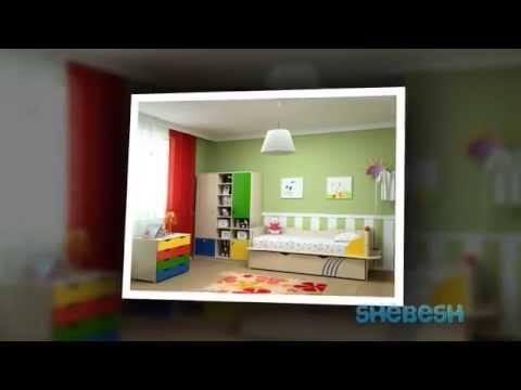 Всегда в наличии детская мебель для мальчика!