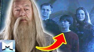 Безумные теории о мире Гарри Поттера