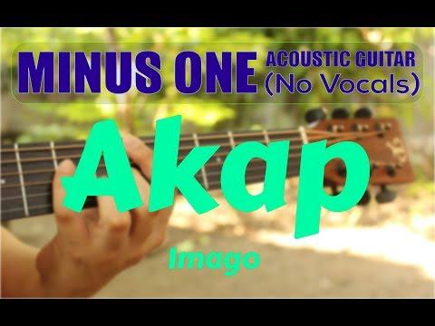 Imago - Akap (Acoustic Minus One Cover)