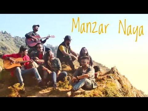 Manzar Naya | Rock On 2 | Farhan Akhtar | Cover | Raagveda