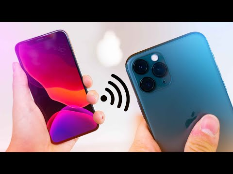 iPhone 11 Setup - How to Easily Transfer Data from Old iPhone!