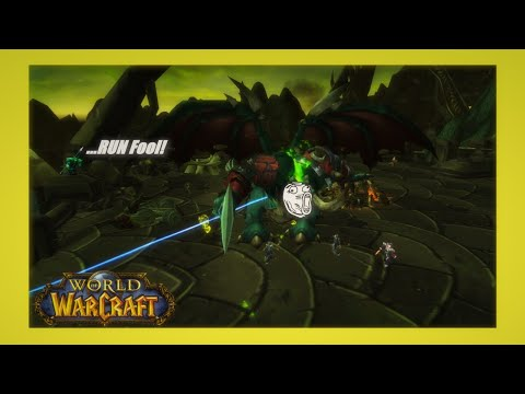 Outland Adventures S3: Ep. 20 RELEASE DE BEAST!! (World of Warcraft: The Burning Crusade)