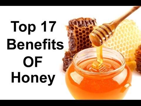 Top 17 Benefits of Honey  - Weight Loss - Immunity Boost - Longevity
