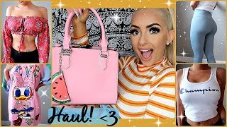 Collective Shopping Haul ♥ TRY ON