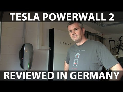 Powerwall 2 in use in Germany after 1 year