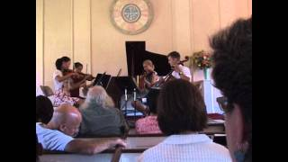 PCP 2011 - Mozart K168 in F major, 4th movt. Allegro