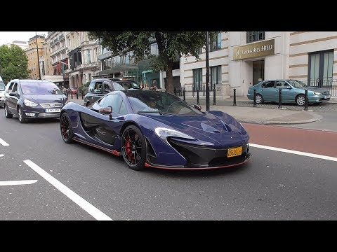 The Arab Supercars Invasion of London August 2017 | Part 4
