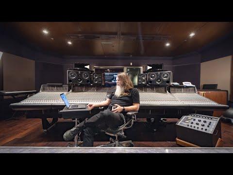 EPIC RECORDING STUDIO SETUP 2021   Kevin Churko (studio tour)