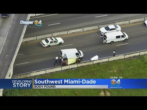 Woman's Body Found On Side Of Don Shula Expressway