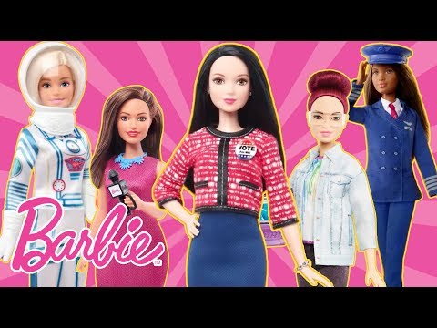 Barbie You Can Be Anything! | Barbie