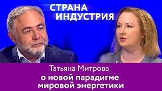 Тетяна Мітрова – про нову парадигму світової енергетики 16+