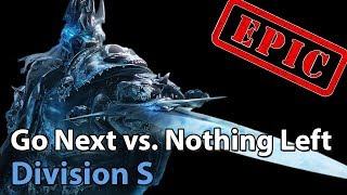 ► Heroes of the Storm: Go Next vs. Nothing Left - EPIC Match - Division S
